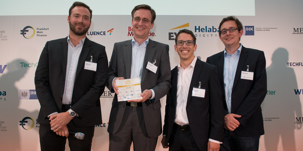 awamo wins FinTechGermany Award 2018